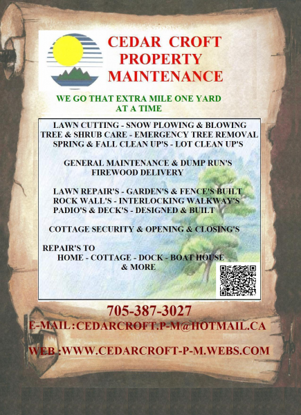 Cedar Croft Property Maintenance